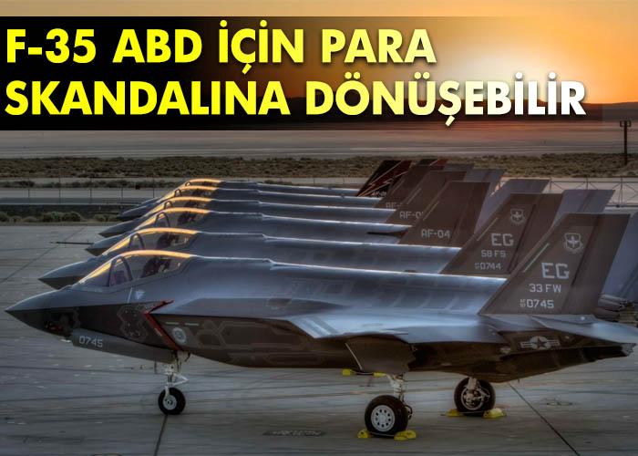 Rus uzman: Türkiyenin F-35 alması ABD için para skandalına dönüşebilir 89