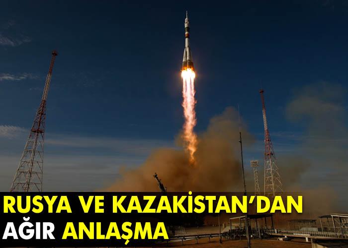 Kazakistan, Rusya ile birlikte süper ağır bir roket geliştirmeyi planlıyor 40